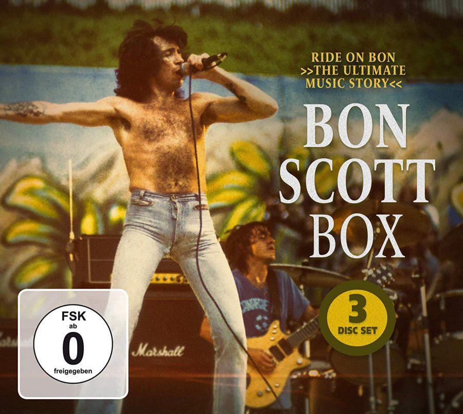 AC/DC Bon Scott Box