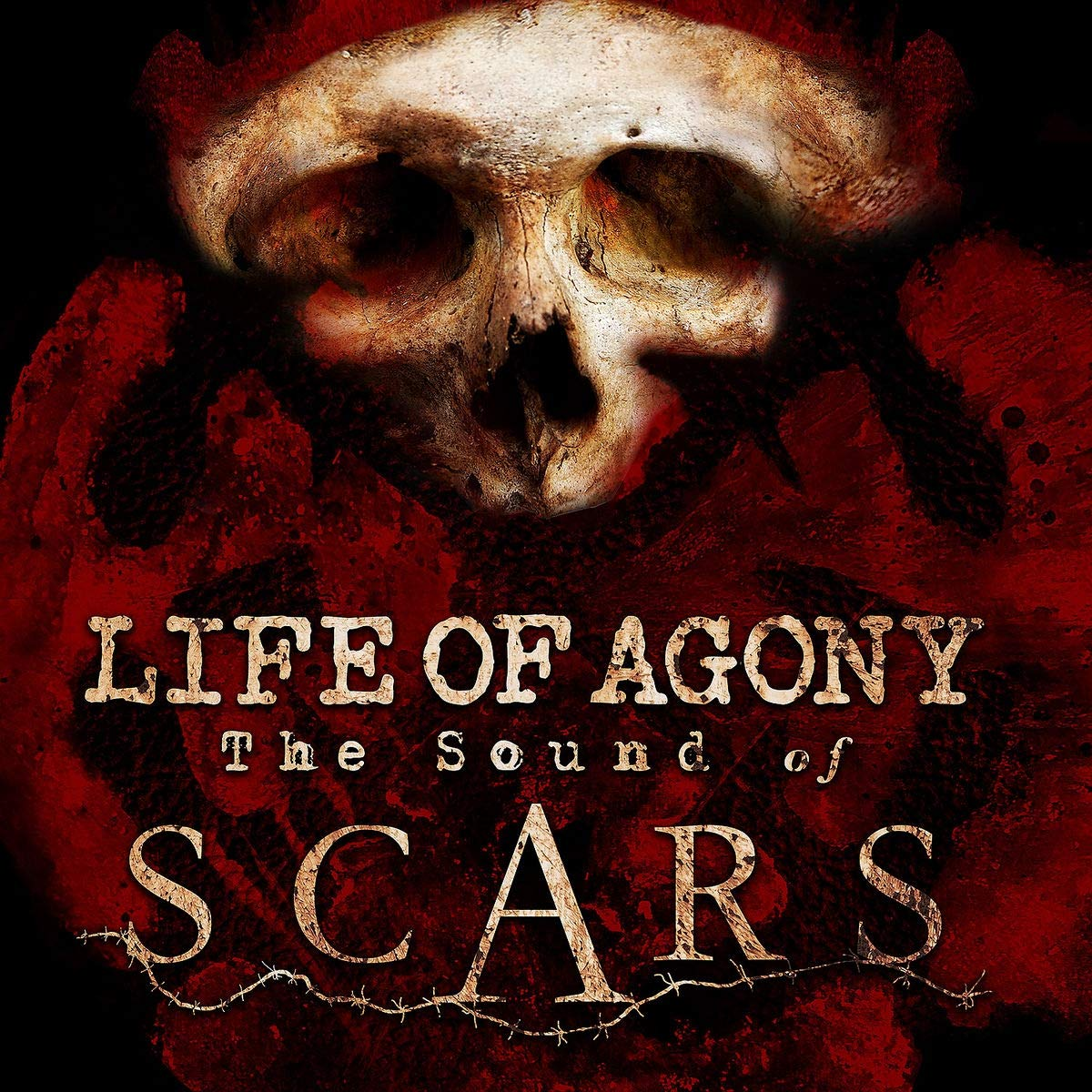 Life Of Agony Sound Of Scars