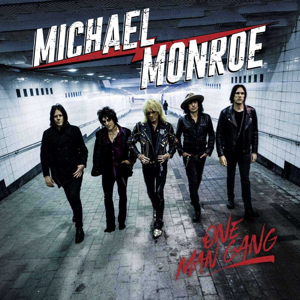 Michael Monroe One Man Gang