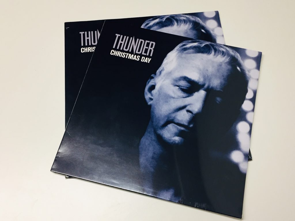 Thunder Christmas Day LP