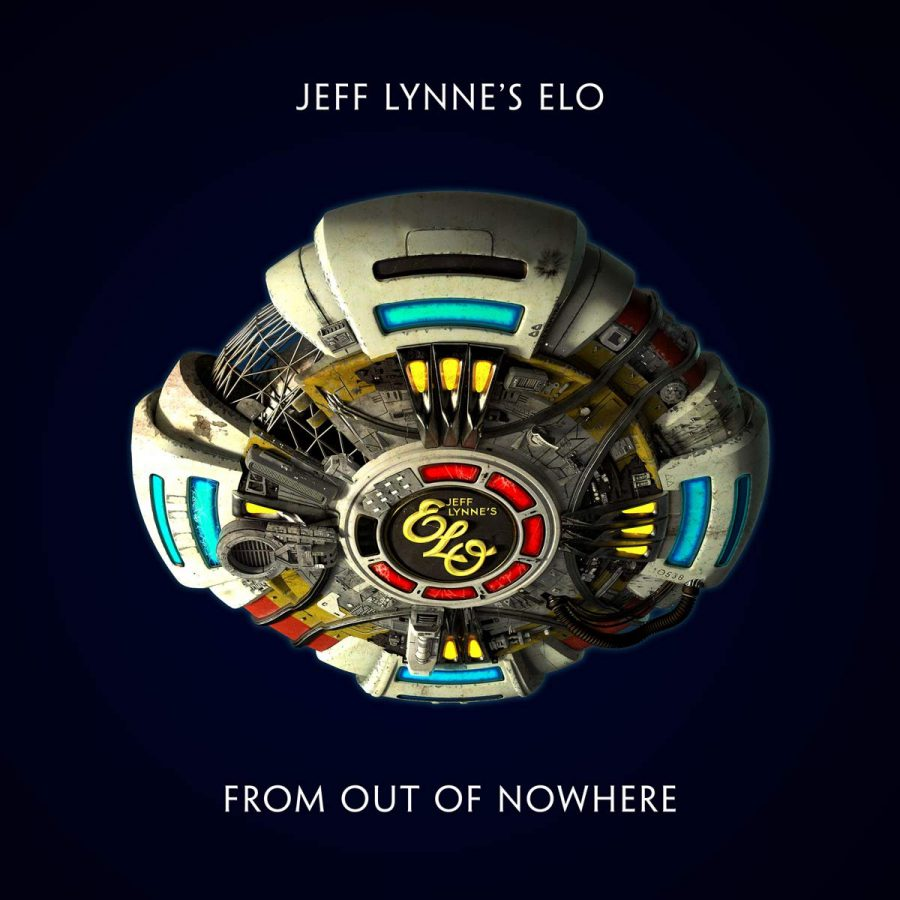 Jeff Lynne From Out Of Nowhere