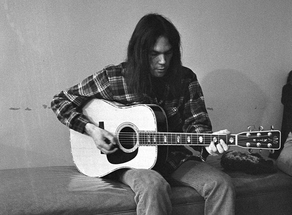 Neil Young 70er