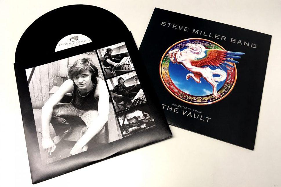 Steve Miller The Vault