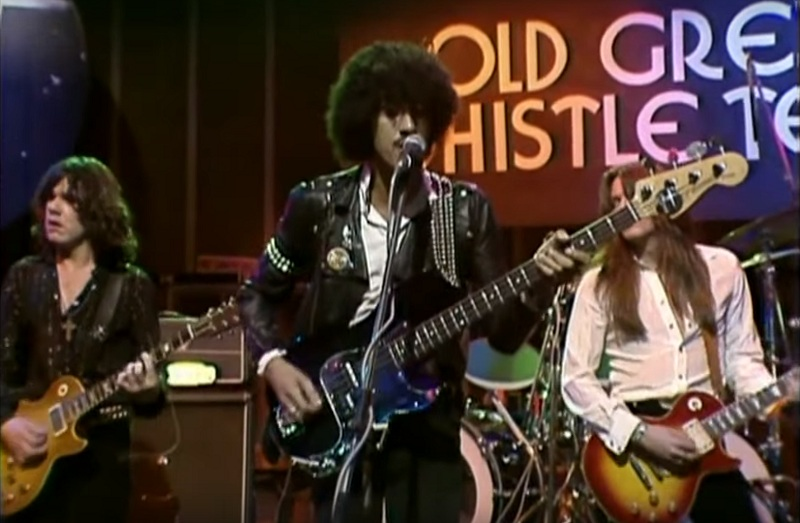 Thin Lizzy 1979