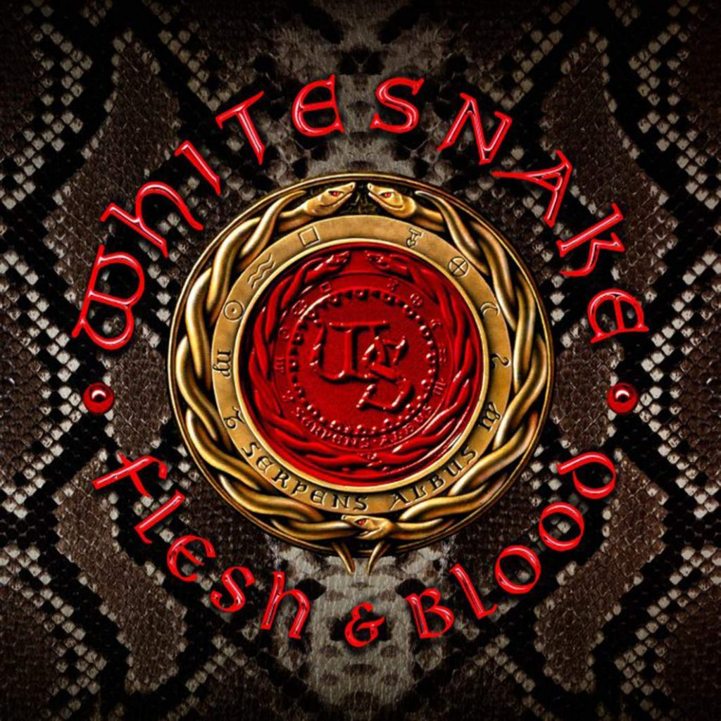 Whitesnake Flesh & Blood