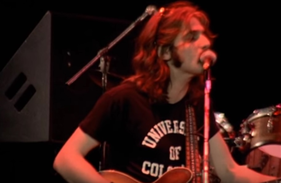 Glenn Frey 1977 live