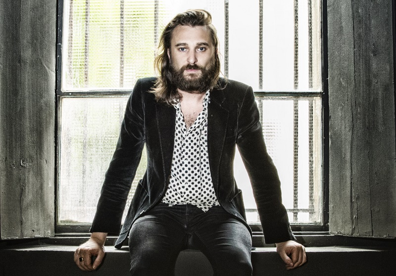 Nic Cester by Davide Lanzilao Press