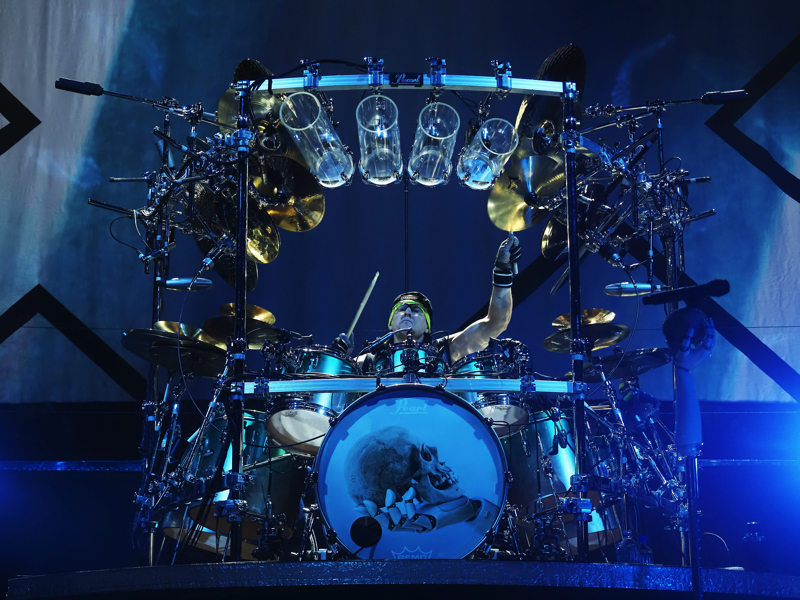 6 Dream Theater live in Ludwigsburg