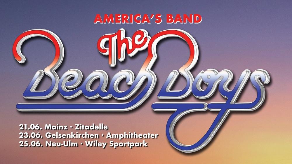 Beach Boys live 2020