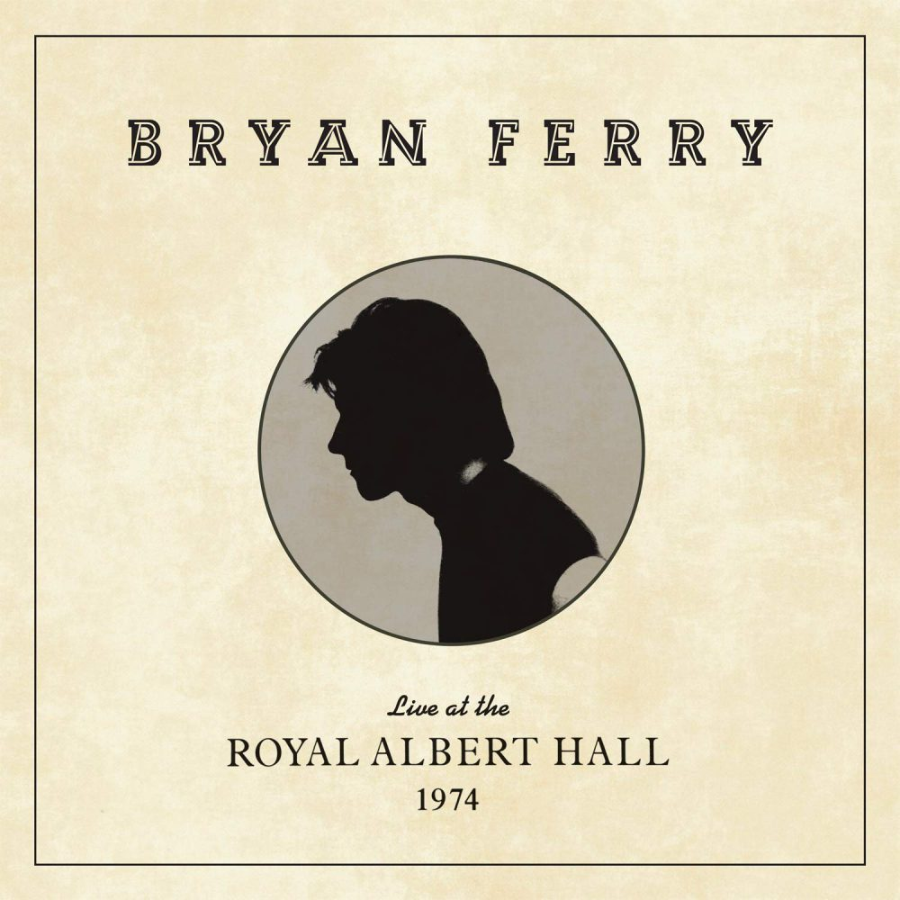 Bryan Ferry live at the Royal Albert Hall 1974