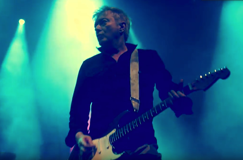 Andy Gill Gang of Four tot