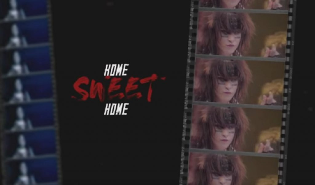 Mötley Crüe Home Sweet Home Lyric Video