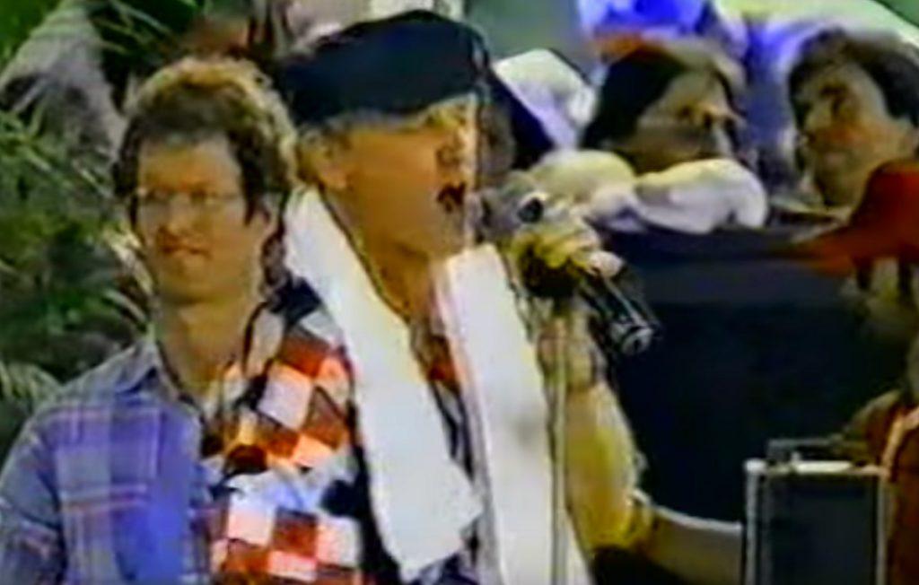 The Beach Boys live 1984 Washington