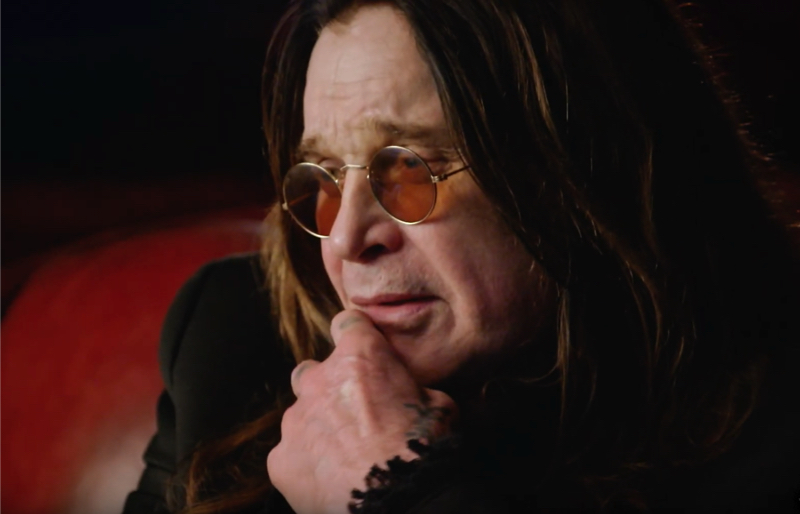 Ozzy Osbourne Ordinary Man Video