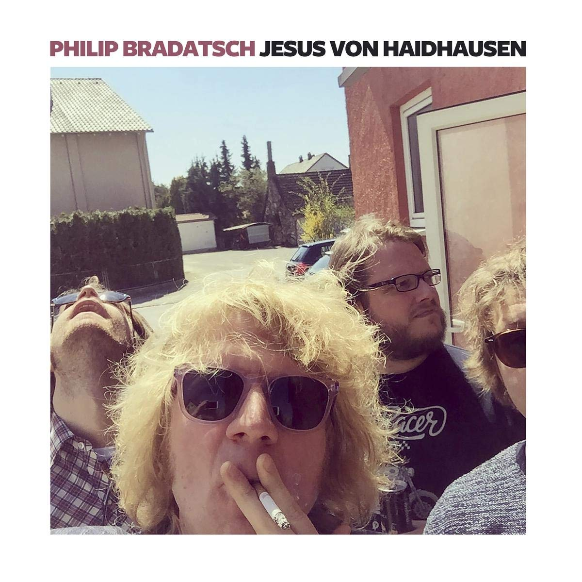 Review: Philip Bradatsch – JESUS VON HAIDHAUSEN I CLASSIC ROCK