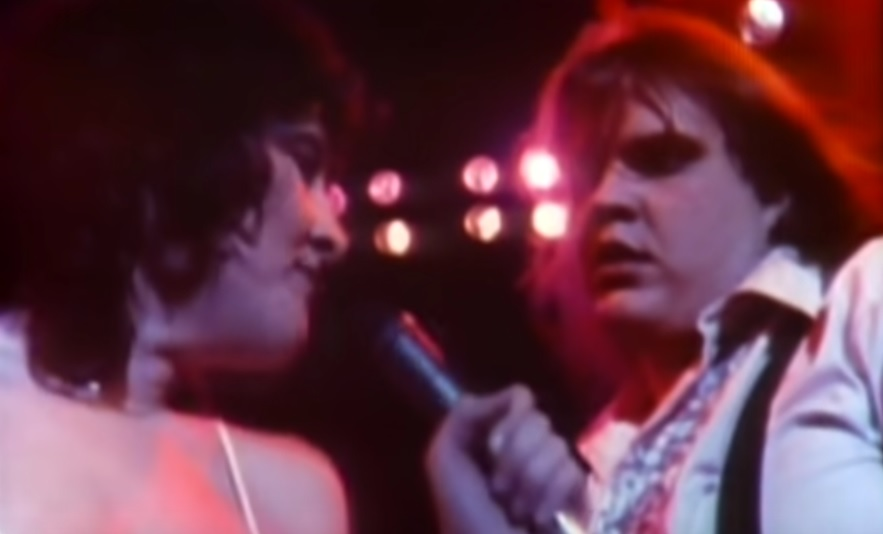 Meat Loaf Paradise from the Dashboard Light