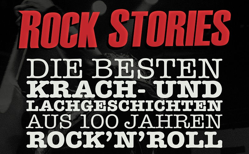 Rock Stories Livestream