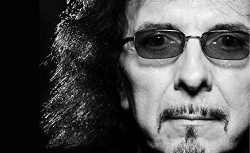 "Tony Iommi ""Iron Man"" Buchcover"
