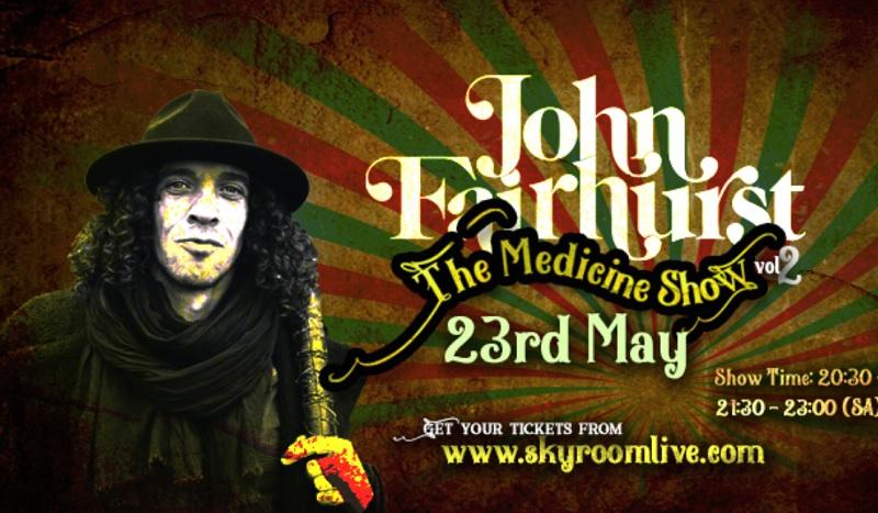 John Fairhurst Livestream 2020