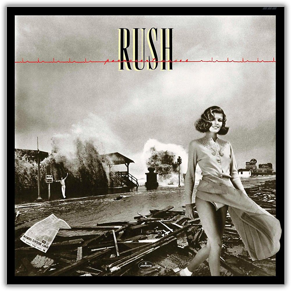 Rush PERMANENT WAVES