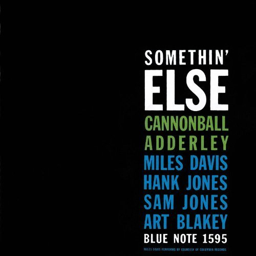 Cannonball Adderley and Miles Davis