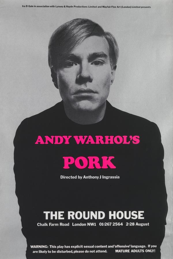 Andy Warhols Pork