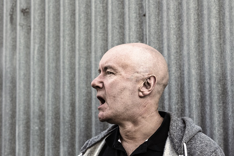 Irvine Welsh ©Thomas Duffé