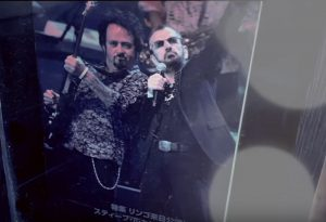 Steve Lukather und Ringo Starr neue Single