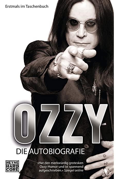 Ozzy Osbourne Buch