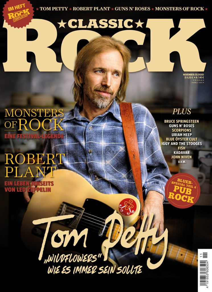 Classic Rock 94 Tom Petty