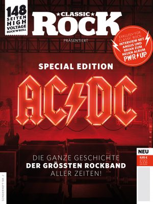Classic Rock AC/DC Sonderheft