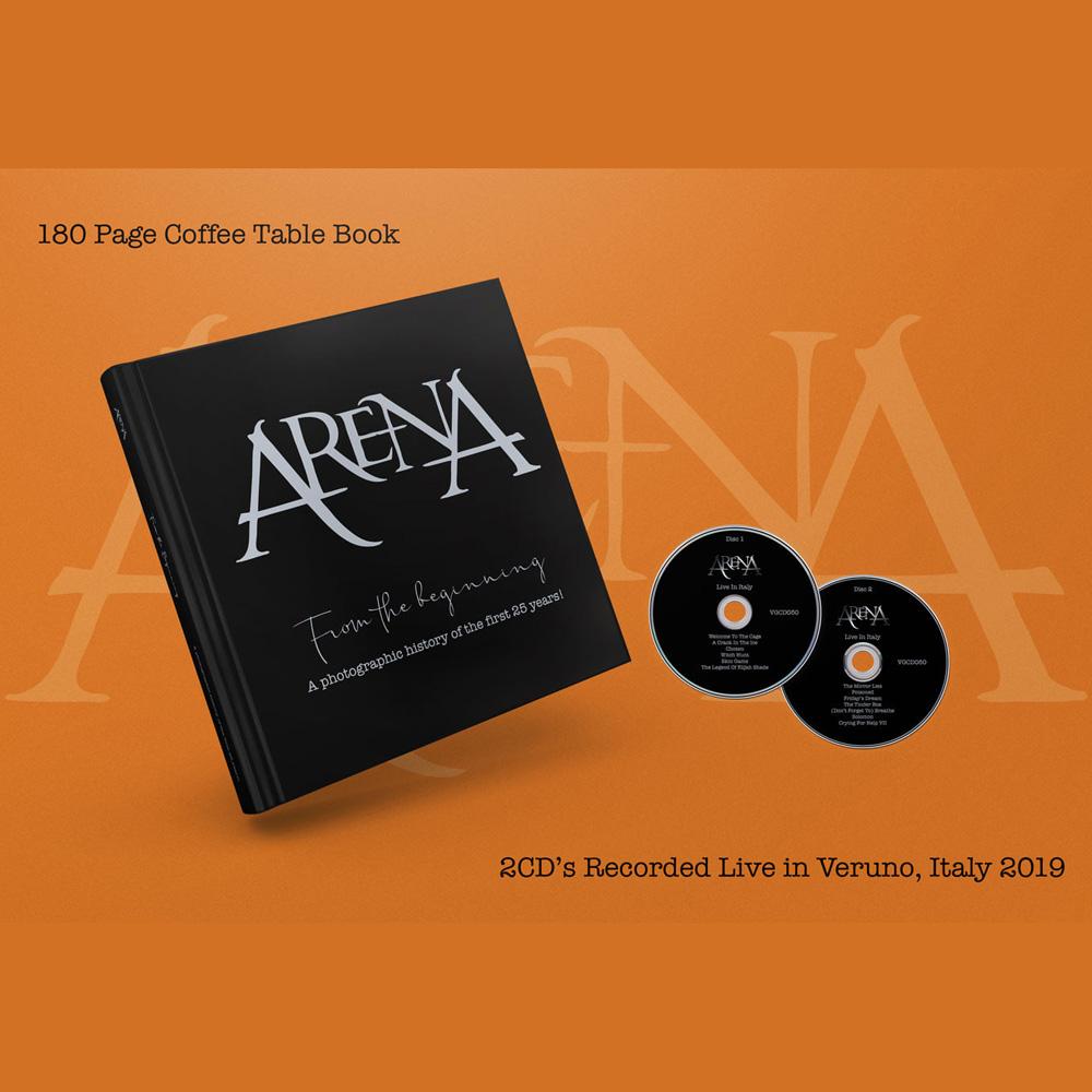 Arena Coffeebook