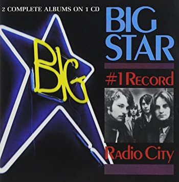 Big Star NO. 1 RECORD RADIO CITY