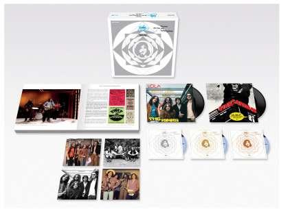Boxset von den Kinks LOLA VERSUS POWERMAN AND THE MONEYGOROUND, PART ONE (50TH ANNIVERSARY EDITION)