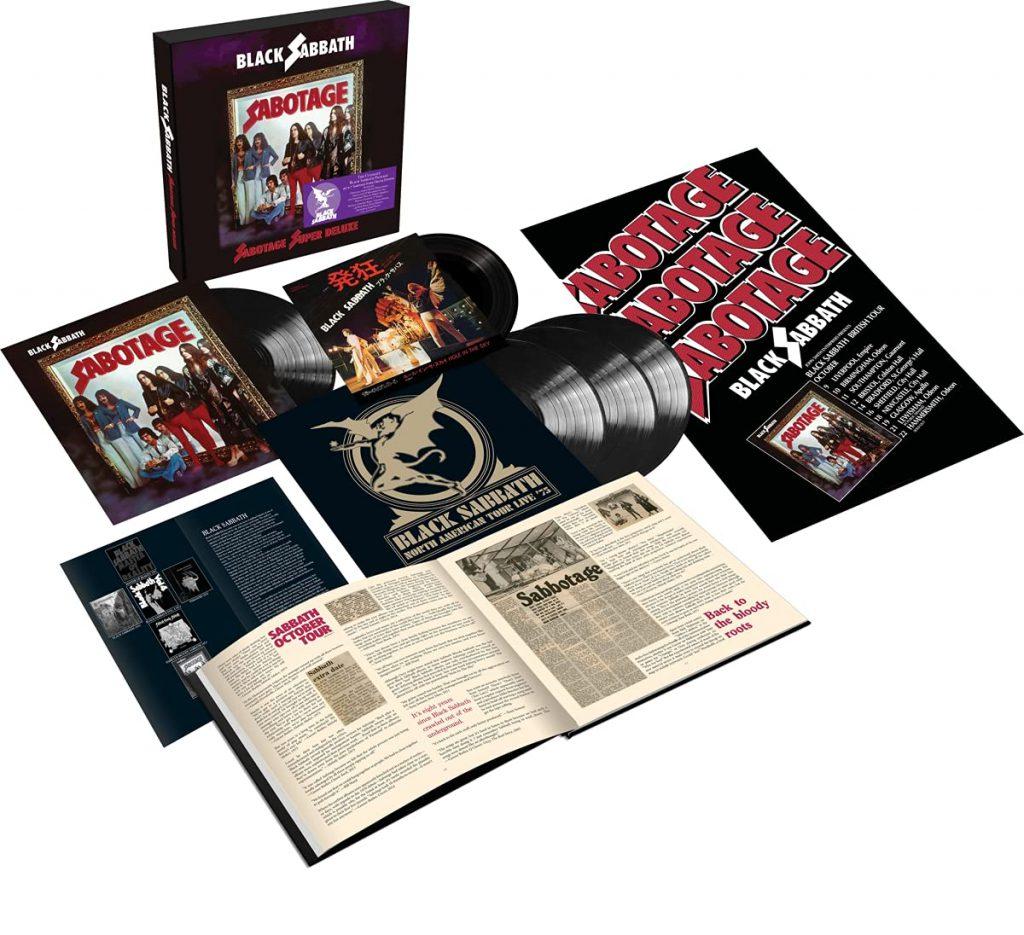 Black Sabbath Sabotage Super Deluxe
