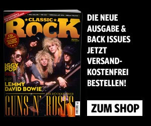 Classic Rock im piranha media Shop